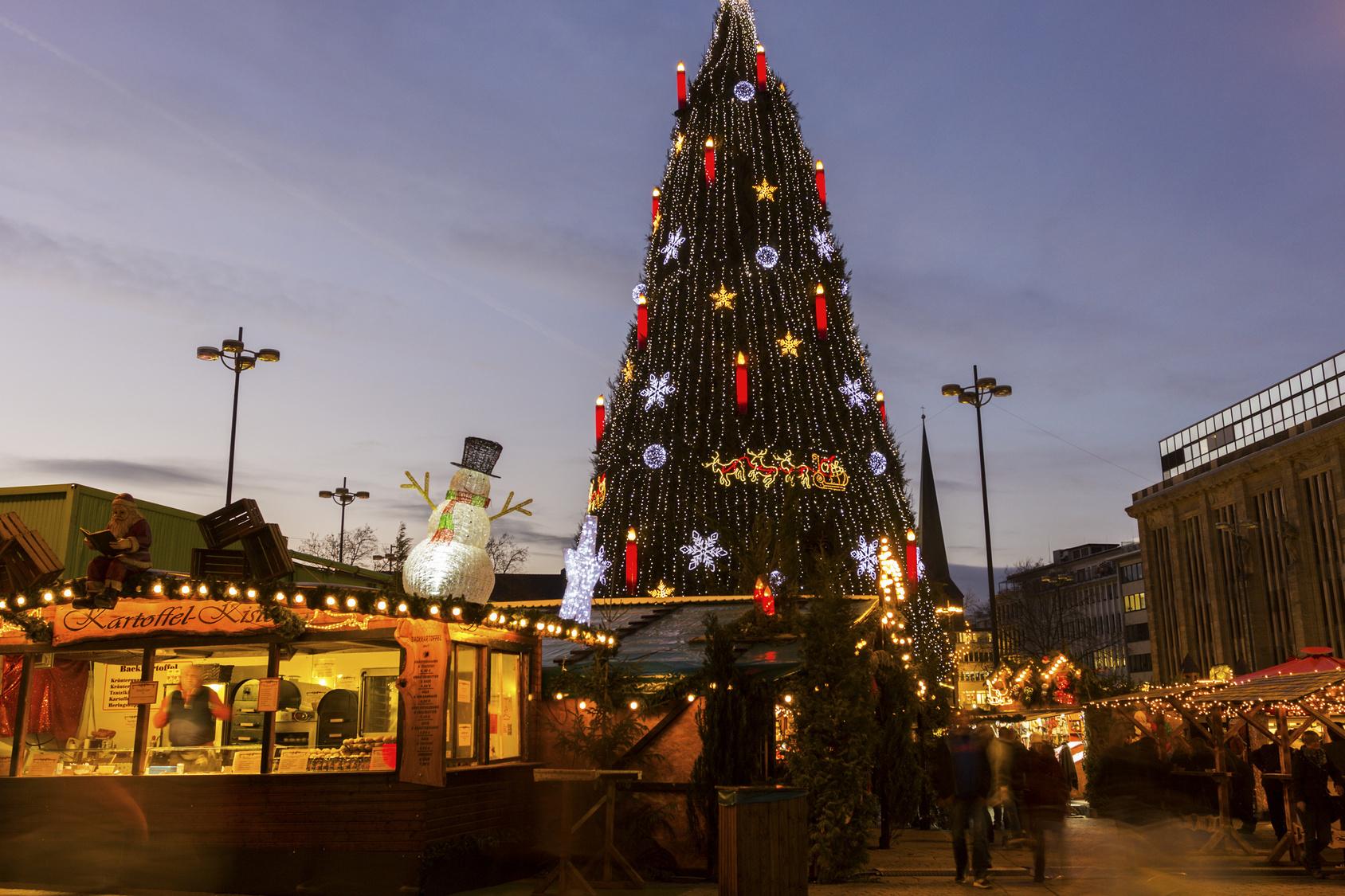 Eröffnung Dortmunder Weihnachtsmarkt 2019.Eröffnung Endlich Wieder Weihnachtsmarkt Besondere