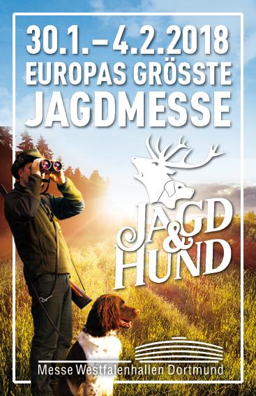 Jagd&Hund 2018 - Quelle: http://www.jagd-und-hund.de/fileadmin/Jagd_und_Hund/Presse/Downloads/Logo_JAGD_und_HUND_2018_D.jpg