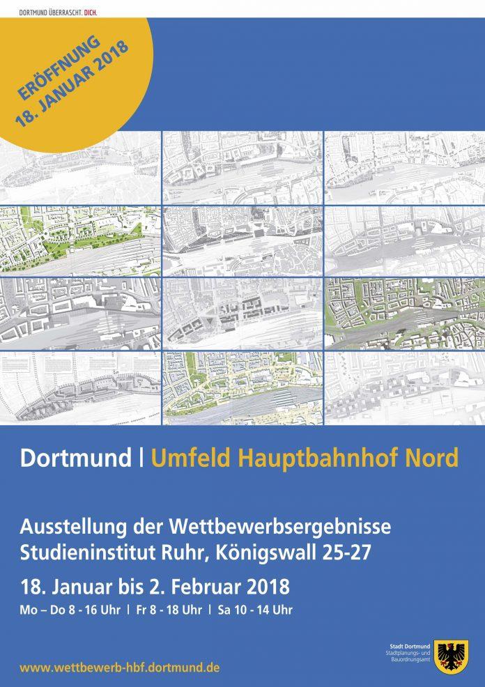 Städtebauliches Konzept Umfeld Hauptbahnhof Nord