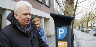 Handy-Parken in der City