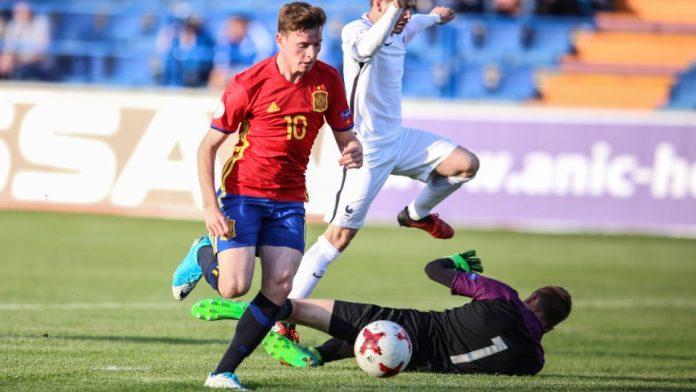 Sergio Gomez macht in Spaniens Juniorennationalteam auf sich aufmerksam.Foto: PIXSELL