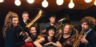 Kozma Orkestar Bild: C. Protte