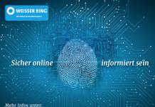 Weisser Ring - Sicher online informiert sein / Quelle: https://weisser-ring.de