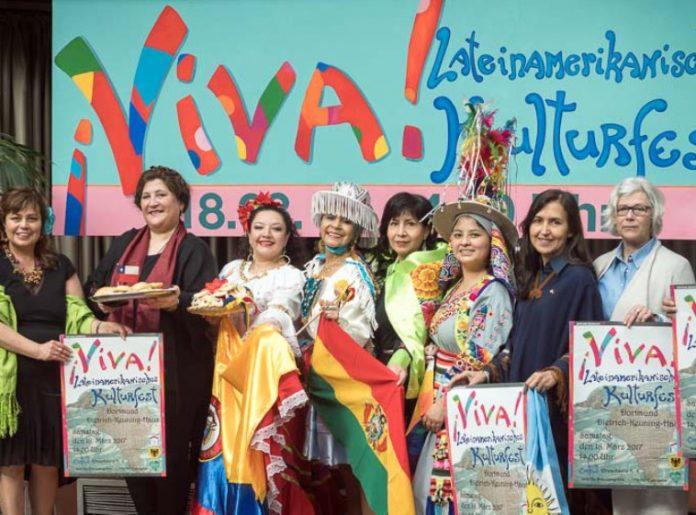 Das !VIVA!-Kulturfestival, das größte lateinamerikanische Festival in Deutschland, findet zum zweiten Mal im Dietrich-Keuning-Haus statt. Bild: DKH/Stadt Dortmund