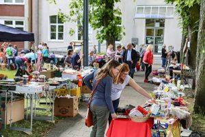 Trödelmarkt im balou / Quelle: https://www.balou-dortmund.de/1-0-startseite.html